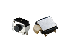PTS845 & PTS850 Compact Side-Actuated Tactile Switches