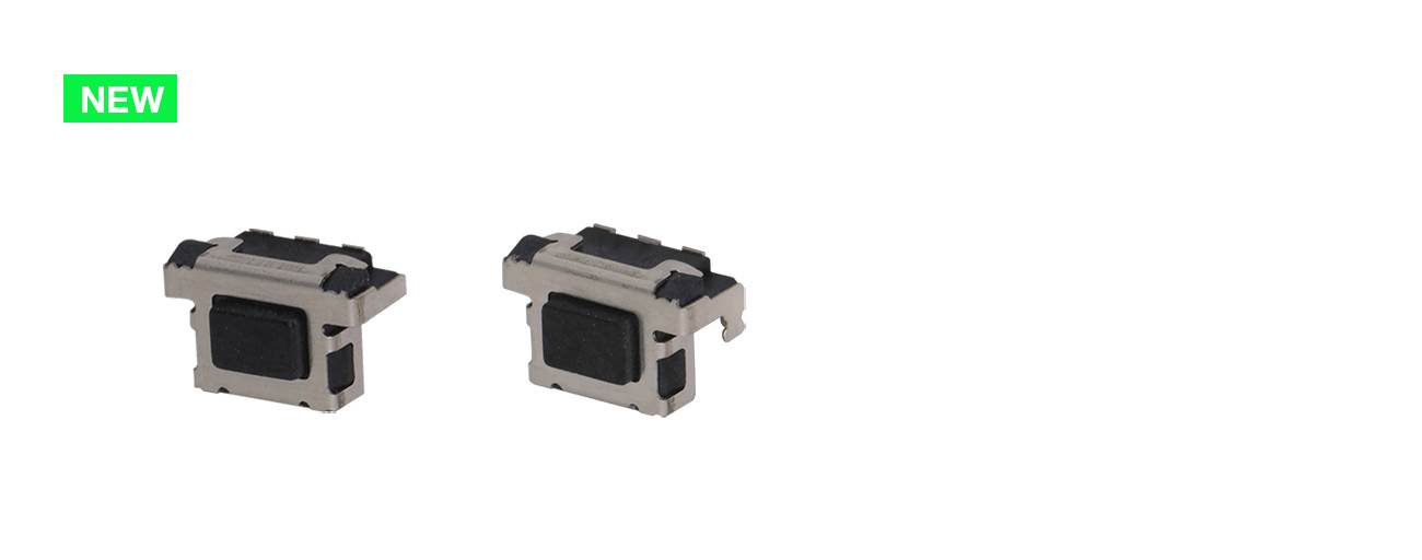 PTS847 Series - Low Profile Tactile Switch for Wearable Devices